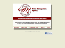 Artist Management Agency
