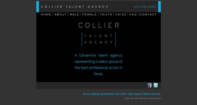 Collier Talent Agency