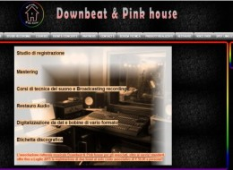 Downbeat and Pinkhouse