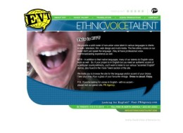 Ethnic Voice Talent