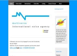 MultiVoice International Voice Agency